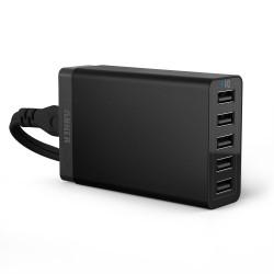 Anker® 40W 5V / 8A 5-Port USB Ladegerät