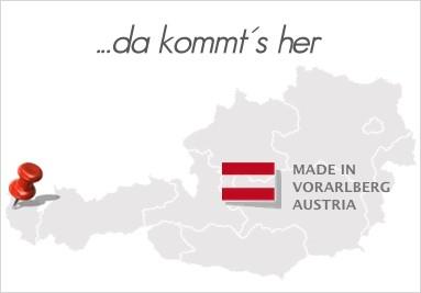 Made in Vorarlberg